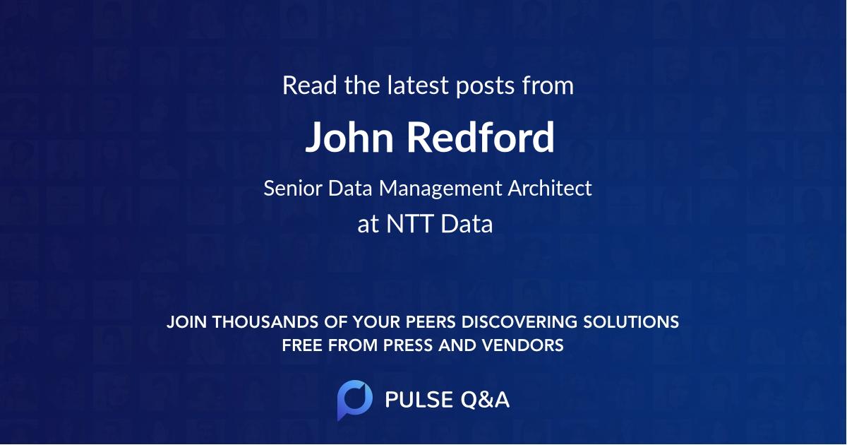 John Redford