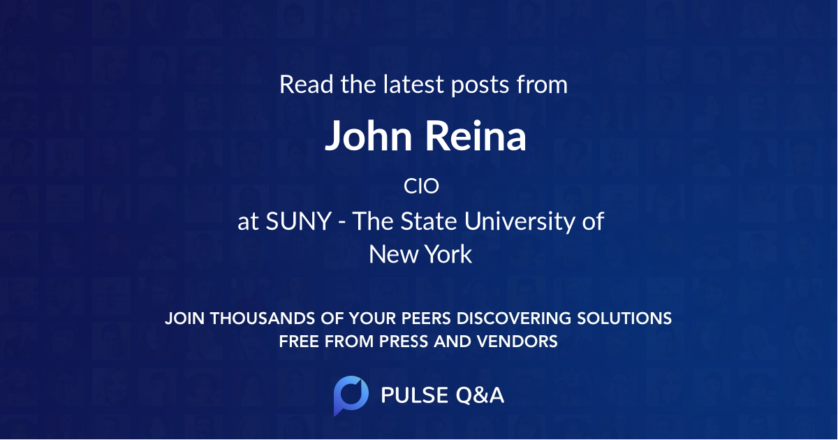 John Reina