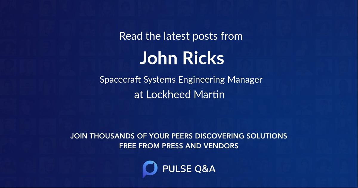 John Ricks