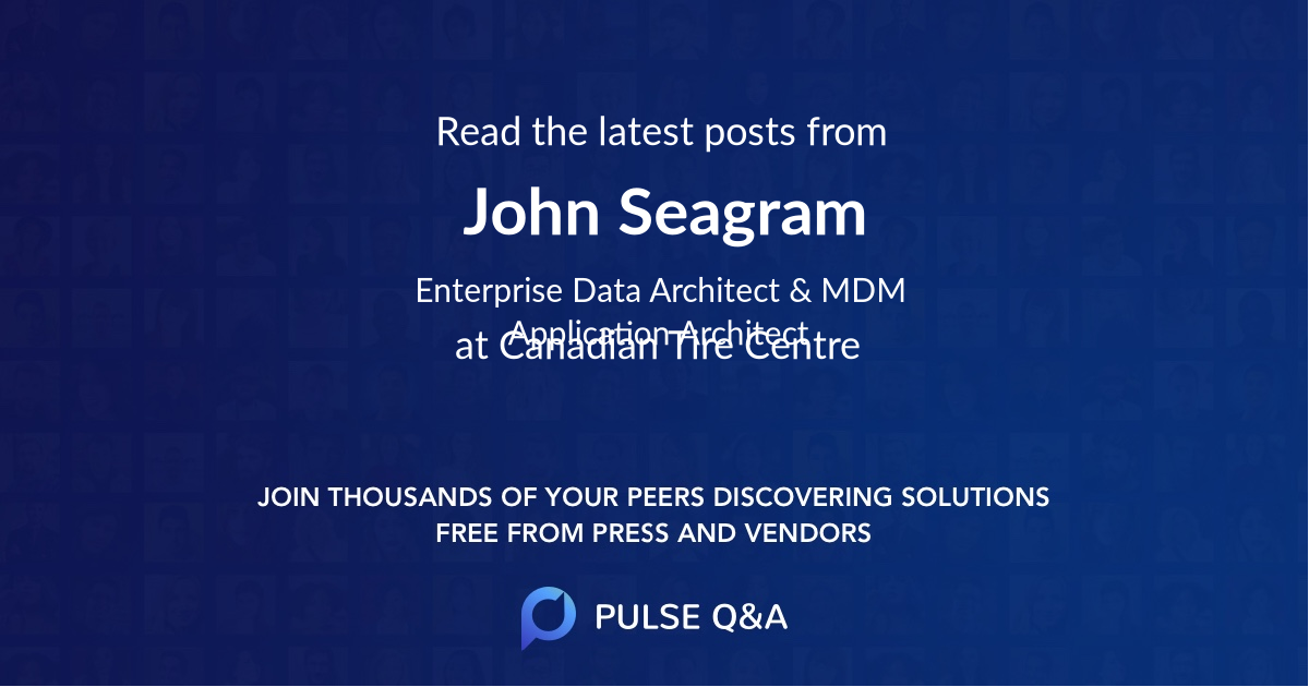 John Seagram
