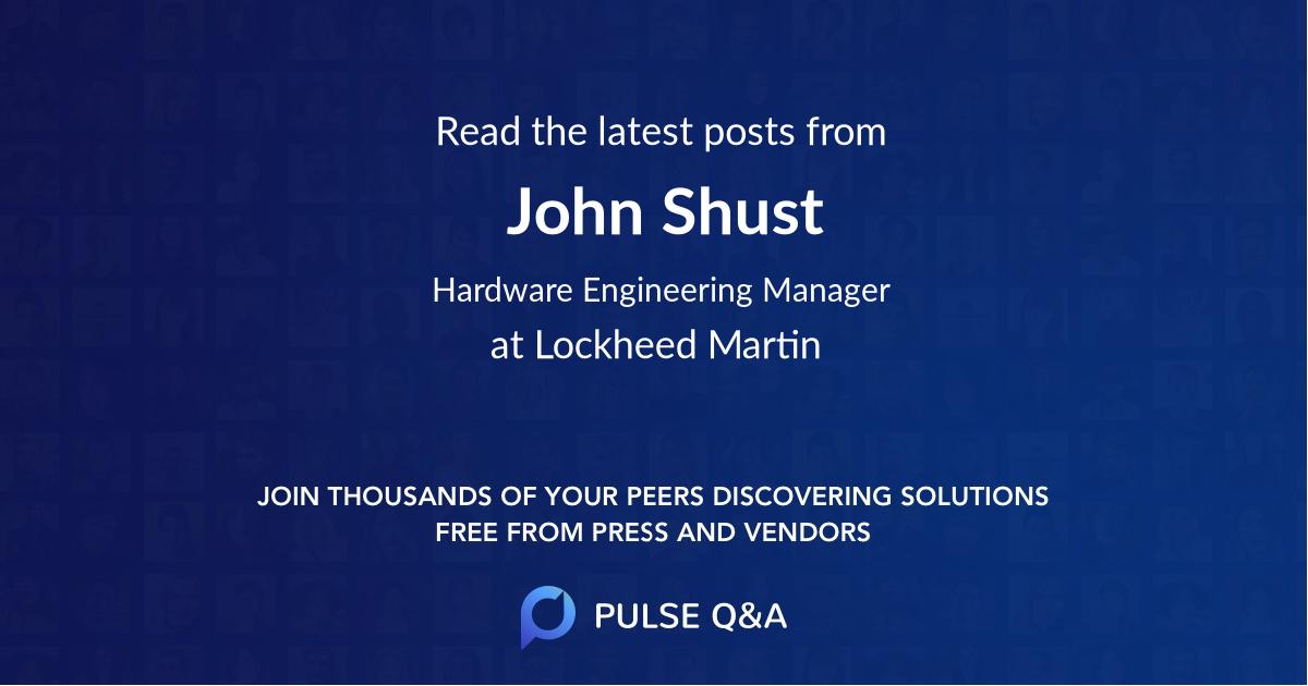 John Shust