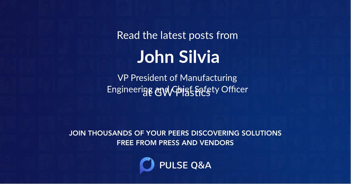 John Silvia