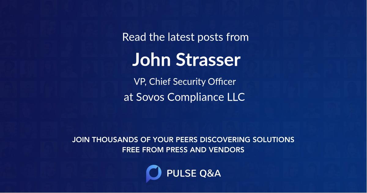 John Strasser