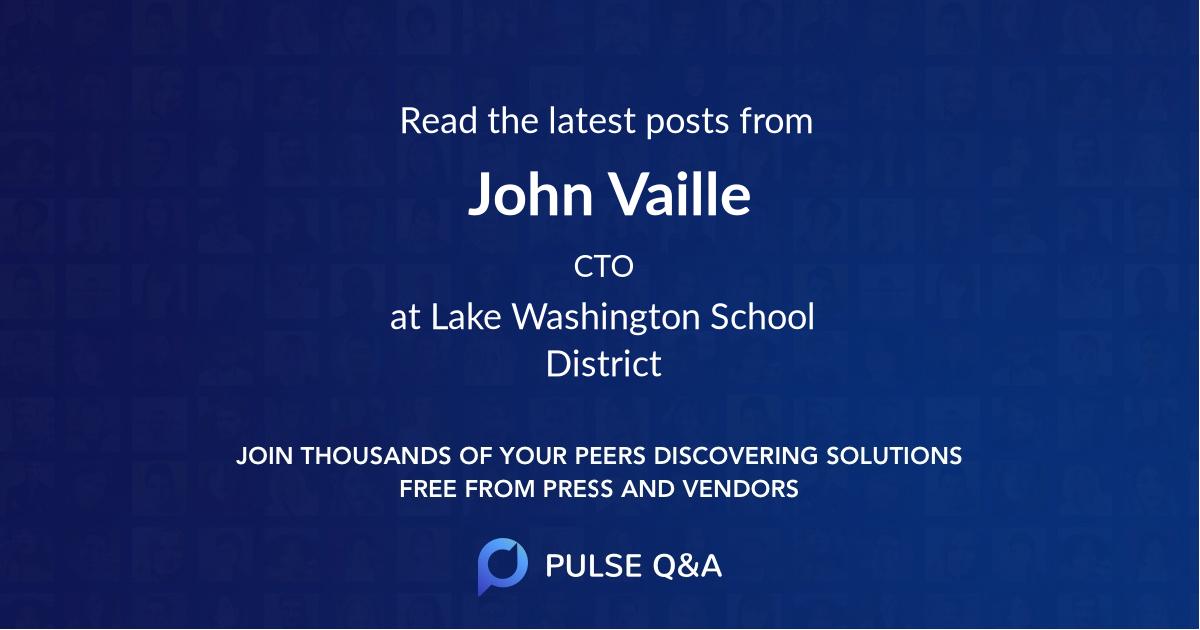 John Vaille
