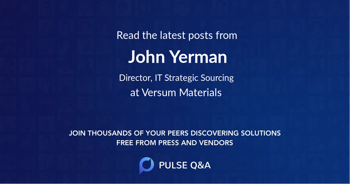 John Yerman