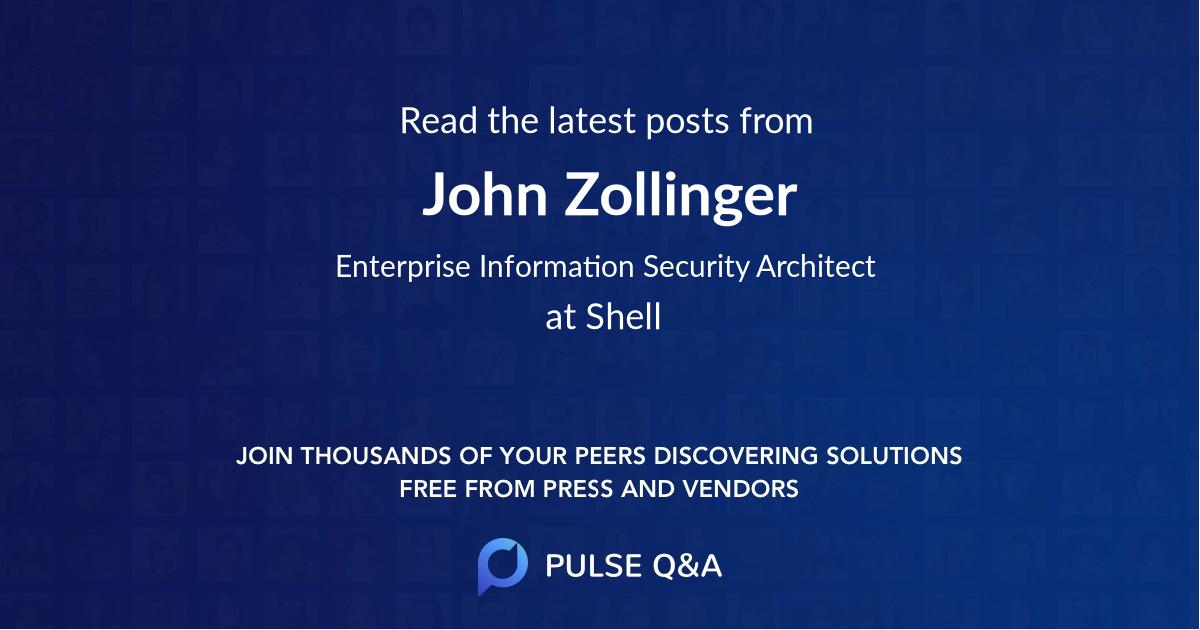 John Zollinger