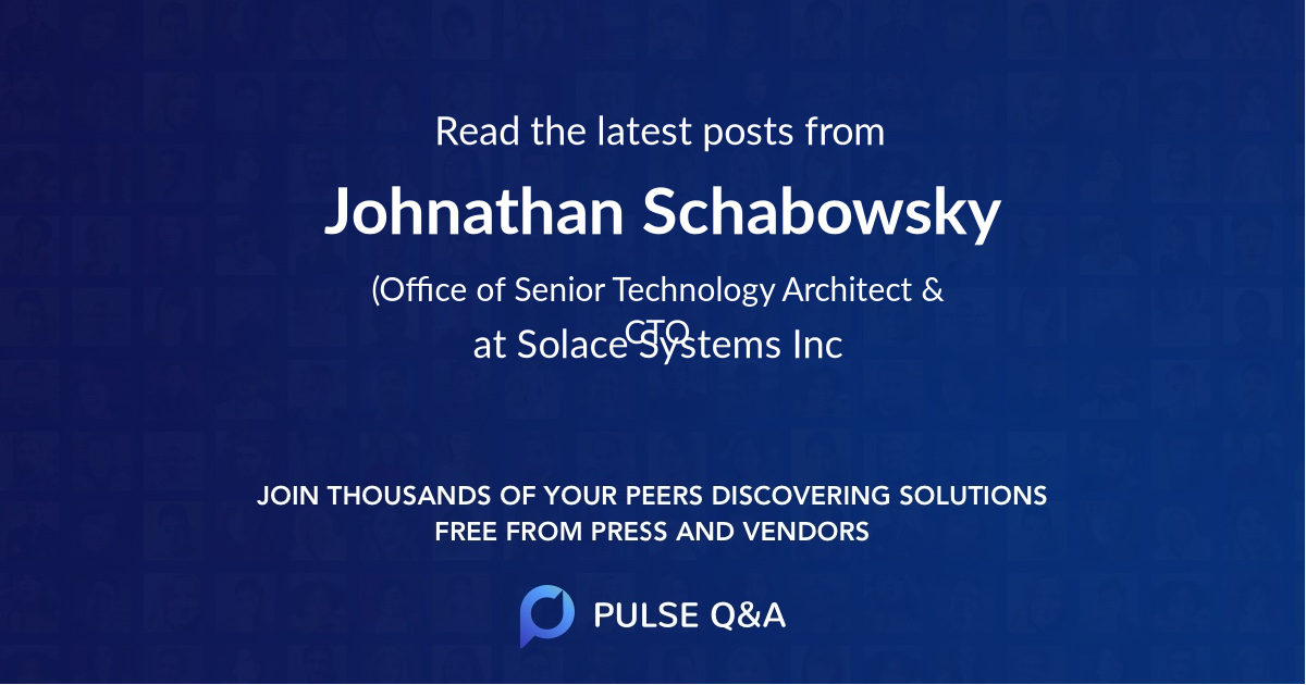 Johnathan Schabowsky