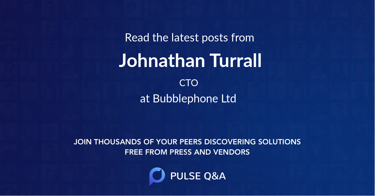 Johnathan Turrall