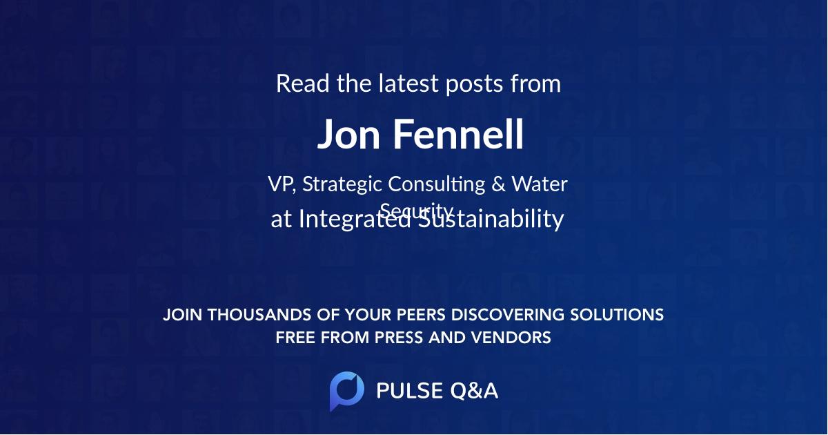 Jon Fennell