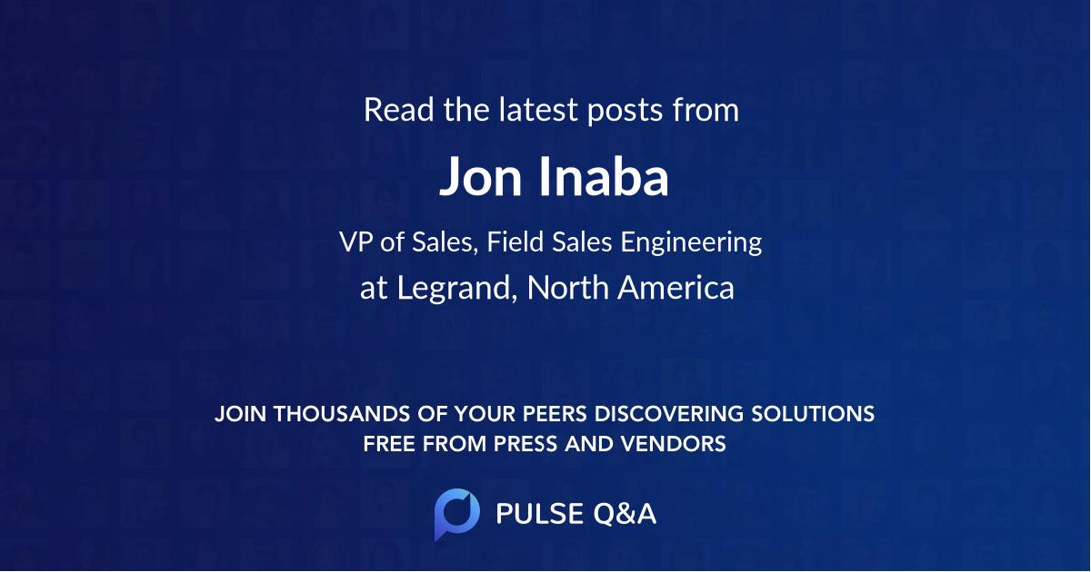 Jon Inaba
