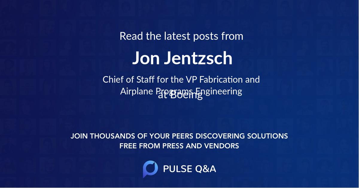 Jon Jentzsch