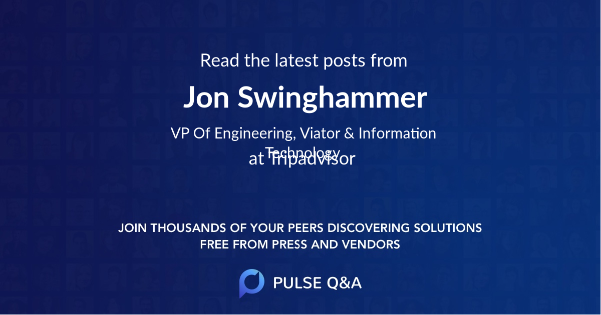 Jon Swinghammer