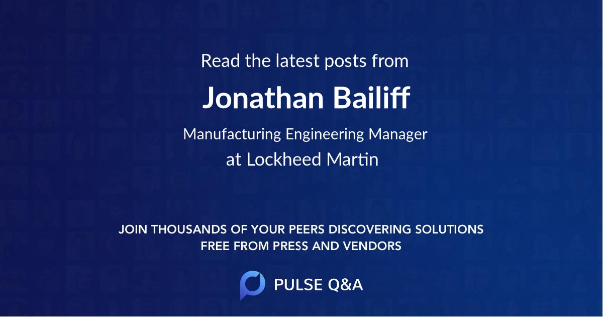 Jonathan Bailiff
