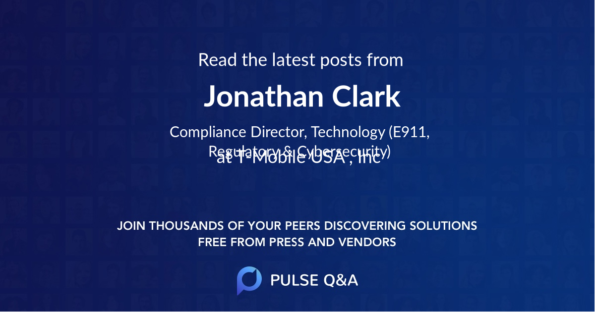 Jonathan Clark