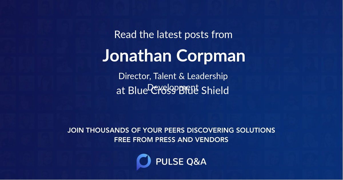 Jonathan Corpman