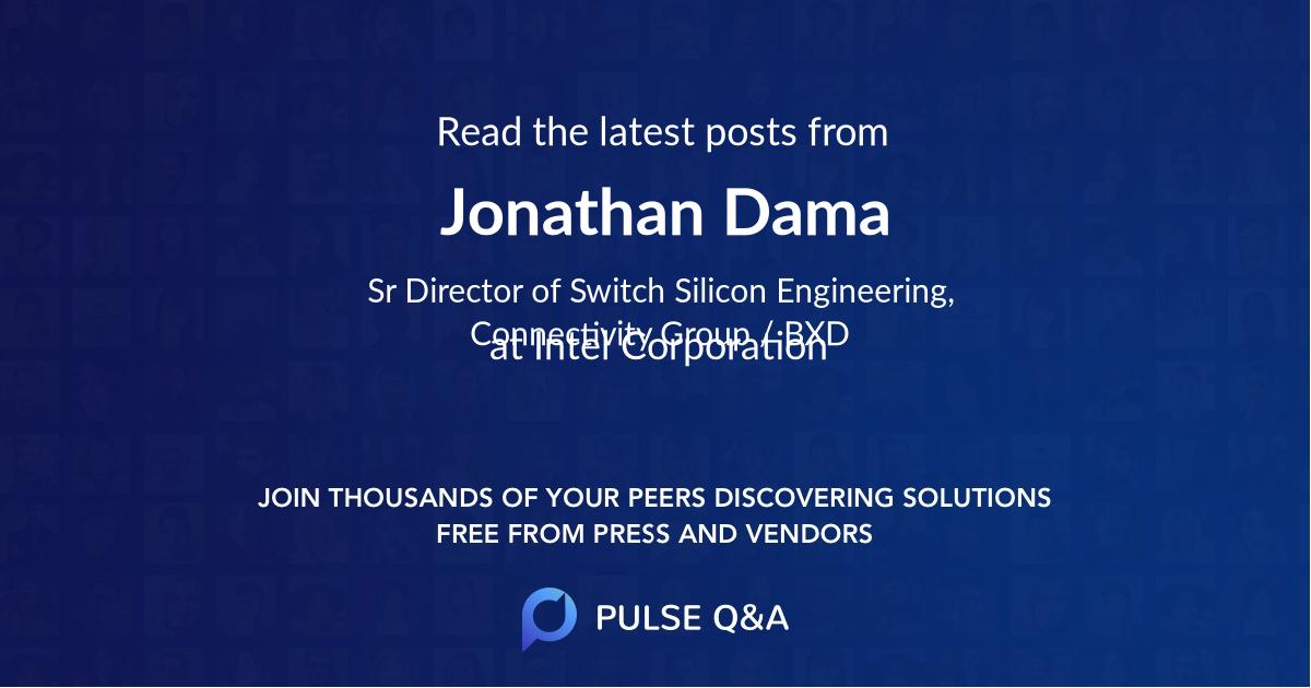 Jonathan Dama