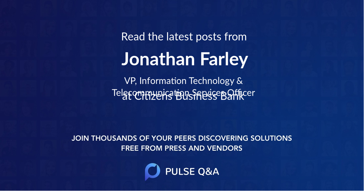 Jonathan Farley