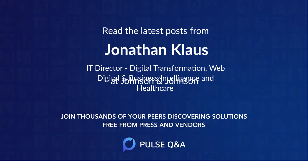Jonathan Klaus