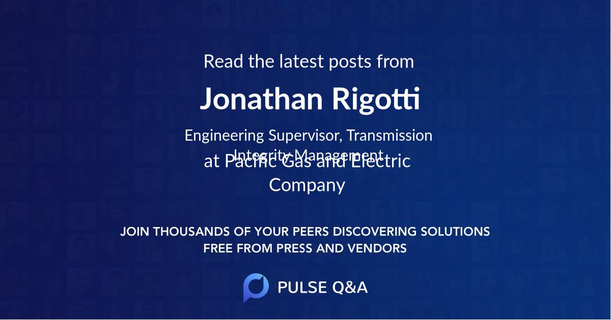 Jonathan Rigotti
