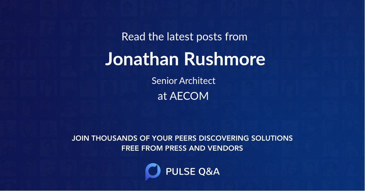 Jonathan Rushmore
