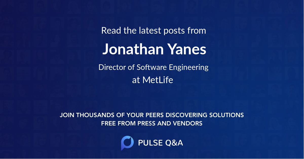 Jonathan Yanes