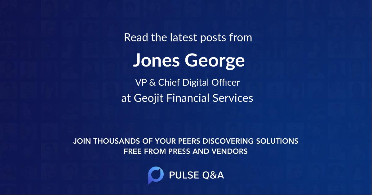Jones George