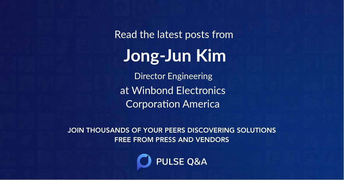 Jong-Jun Kim