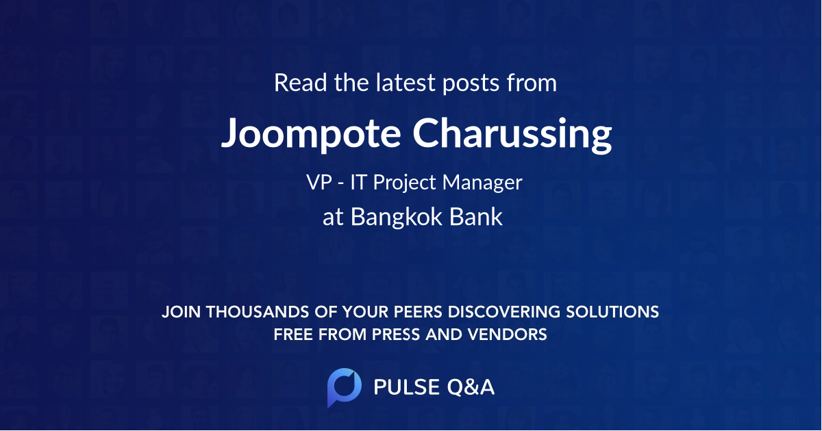 Joompote Charussing
