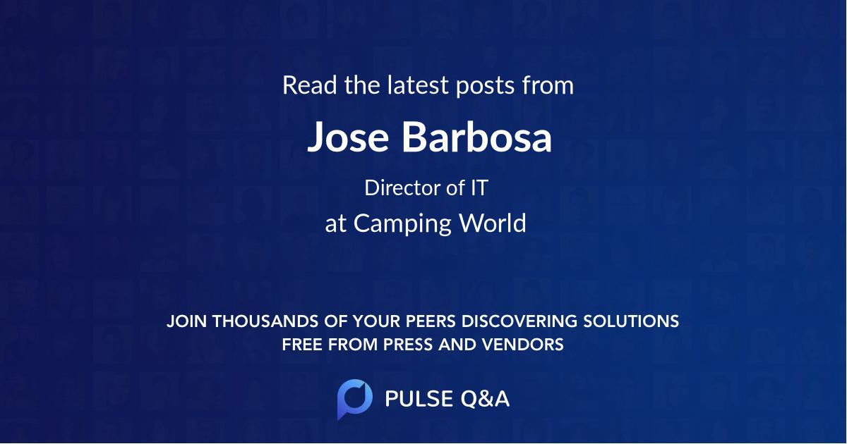 Jose Barbosa