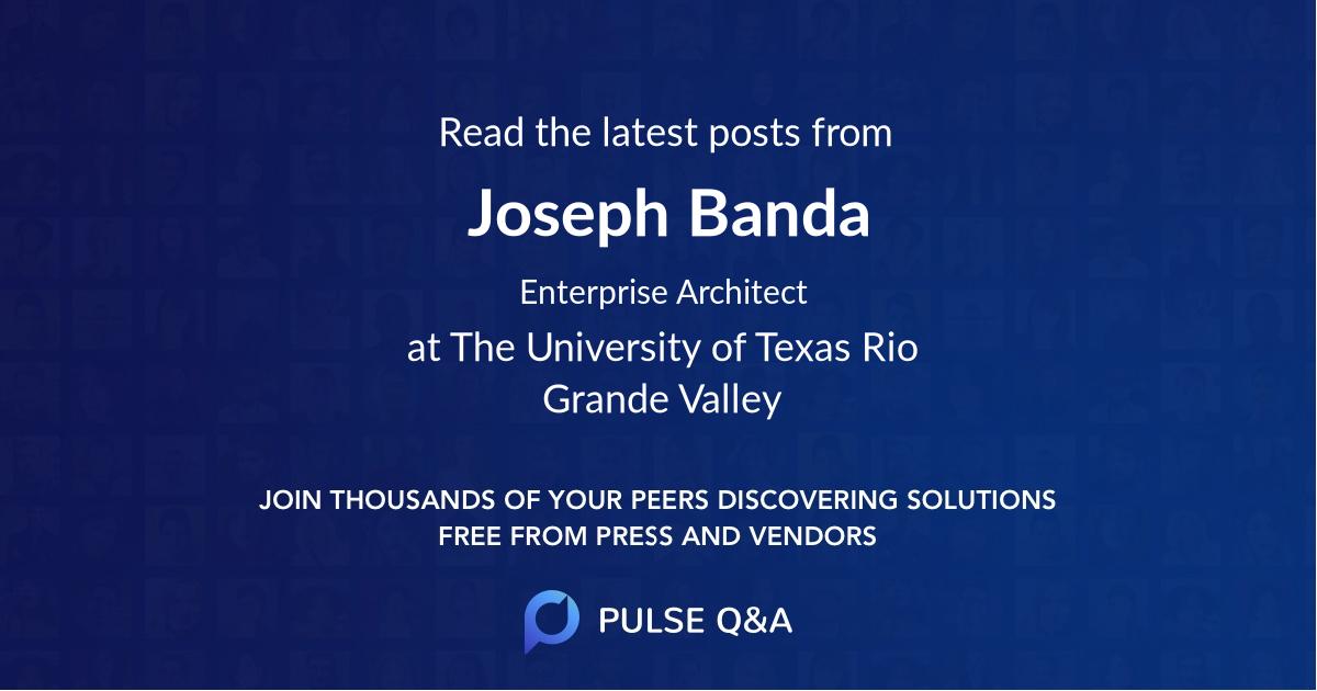 Joseph Banda