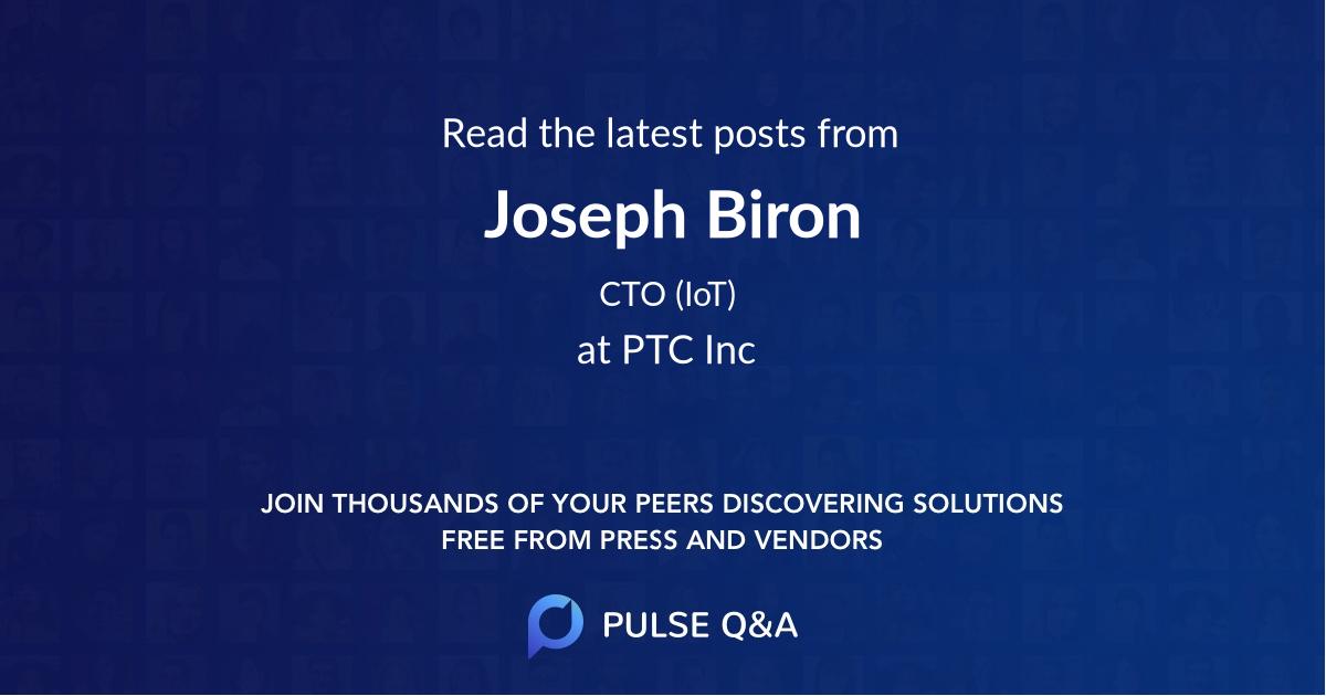 Joseph Biron