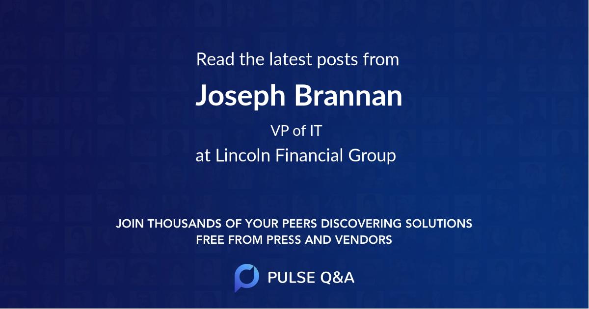 Joseph Brannan