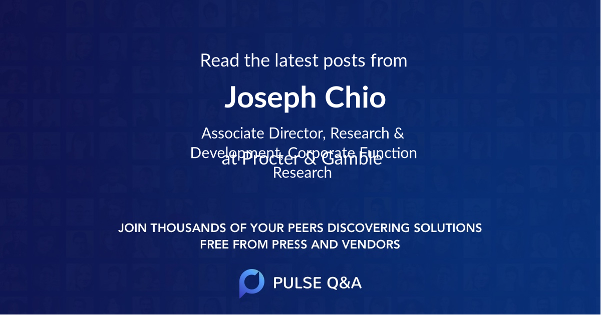 Joseph Chio