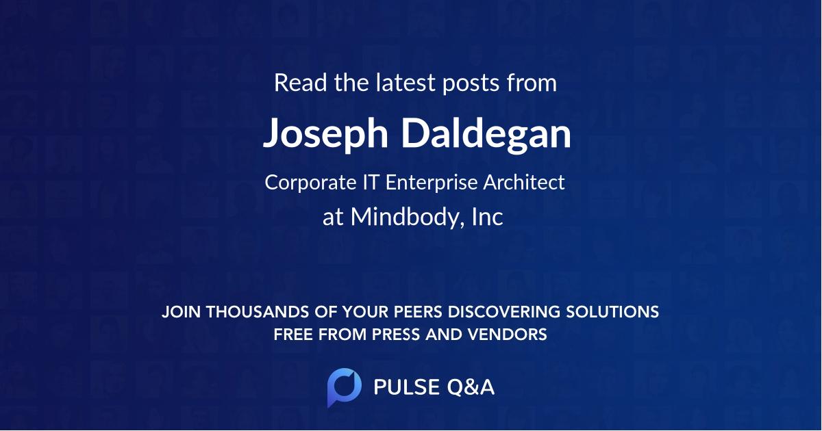 Joseph Daldegan
