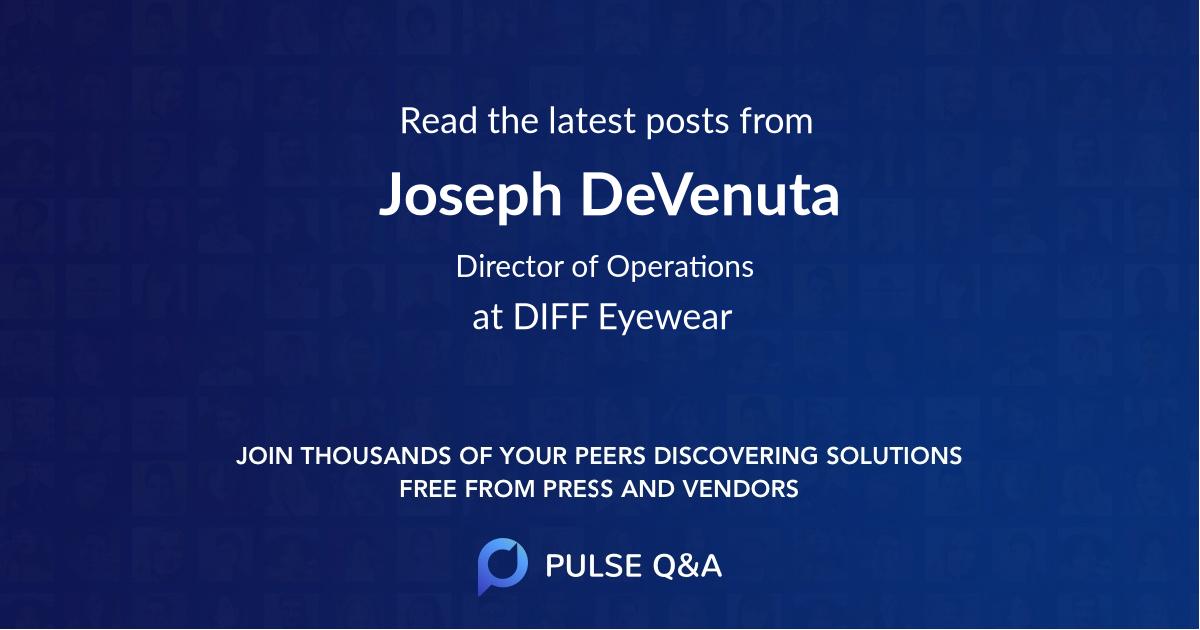 Joseph DeVenuta