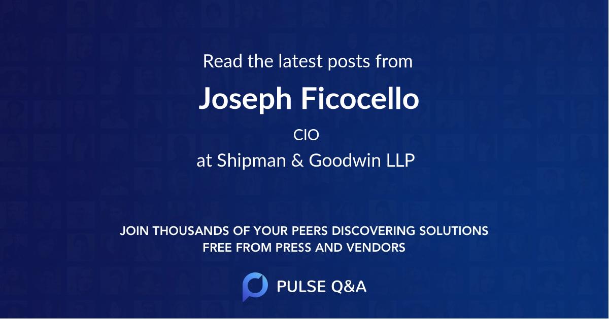 Joseph Ficocello