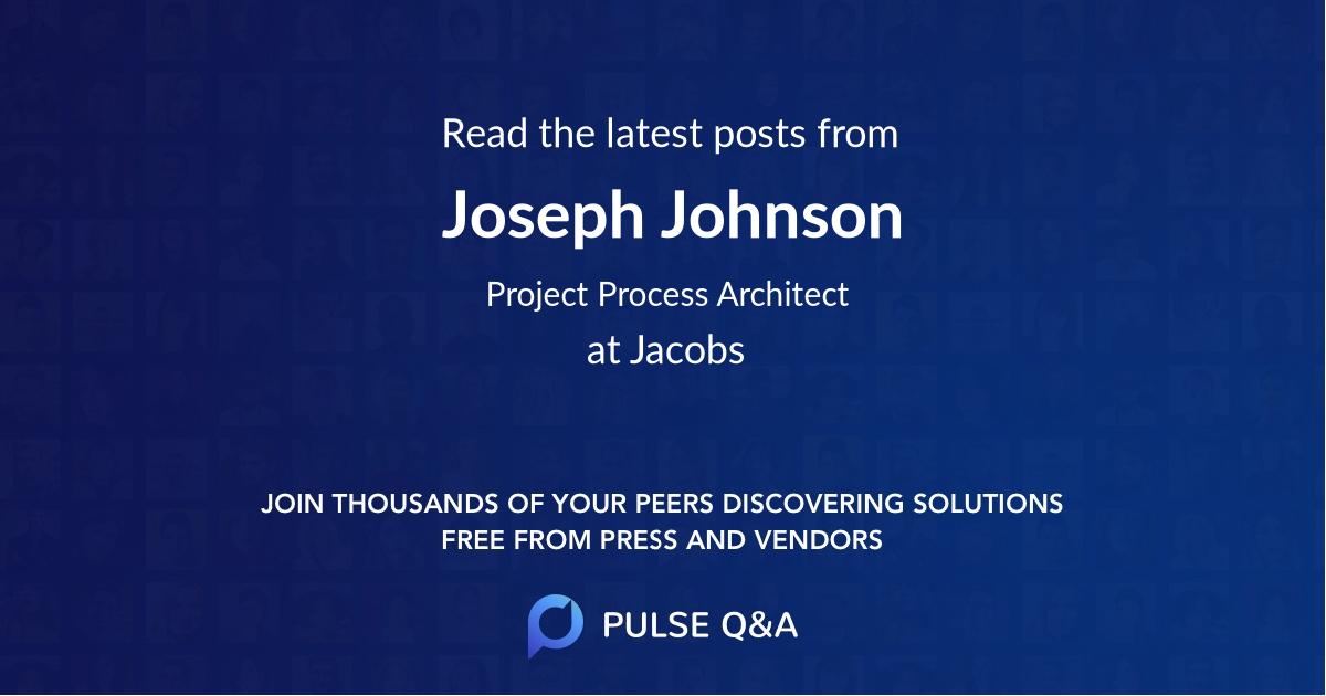 Joseph Johnson