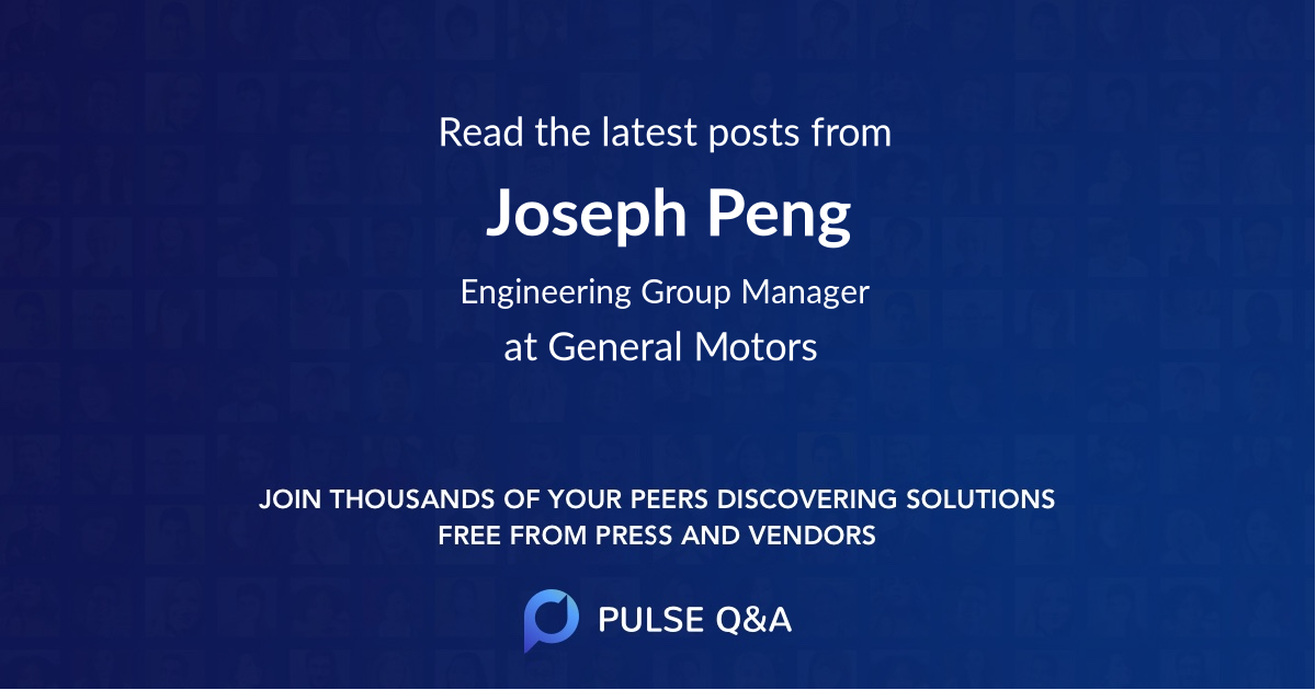 Joseph Peng