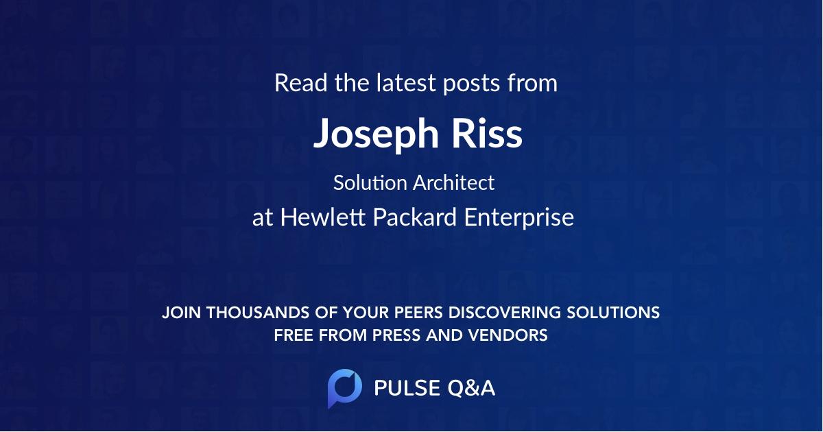 Joseph Riss