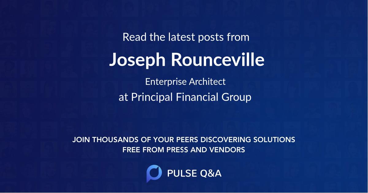 Joseph Rounceville