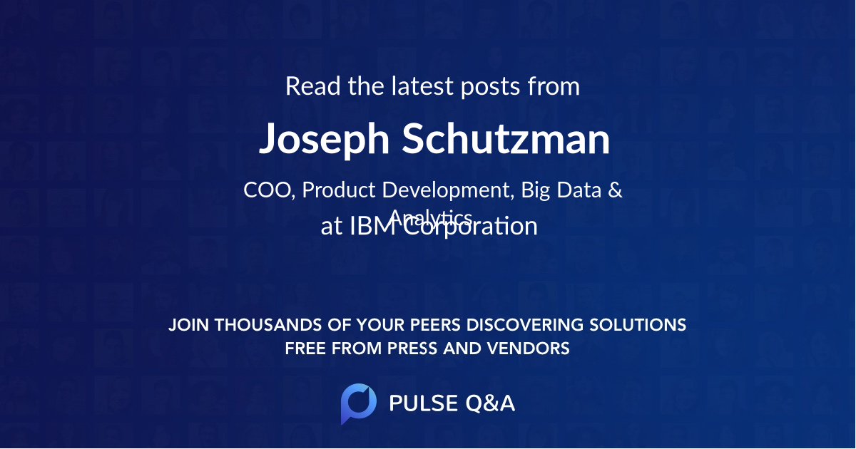 Joseph Schutzman