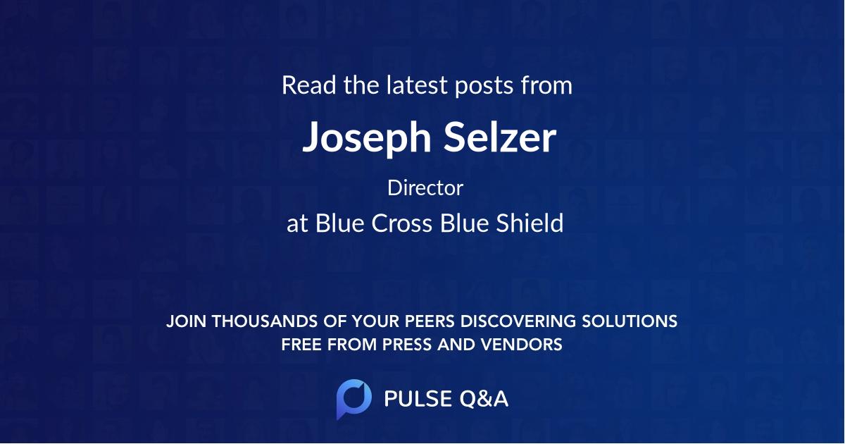 Joseph Selzer