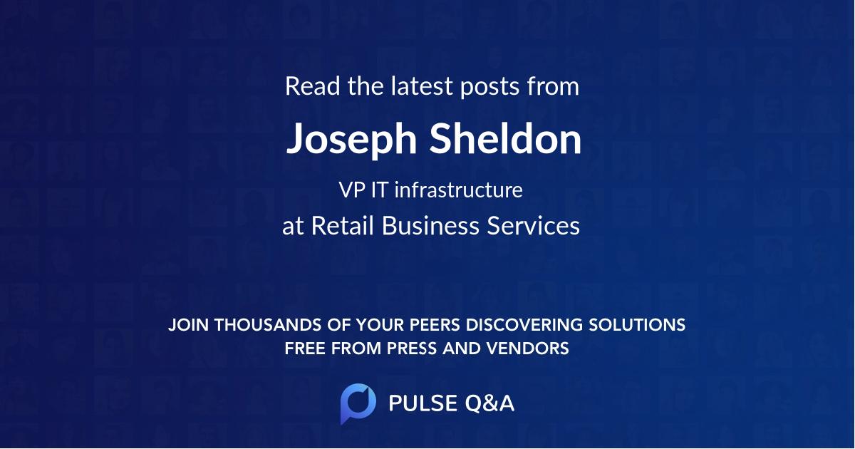 Joseph Sheldon