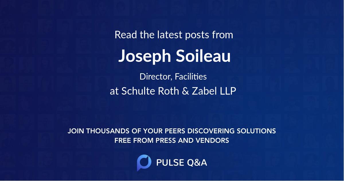Joseph Soileau