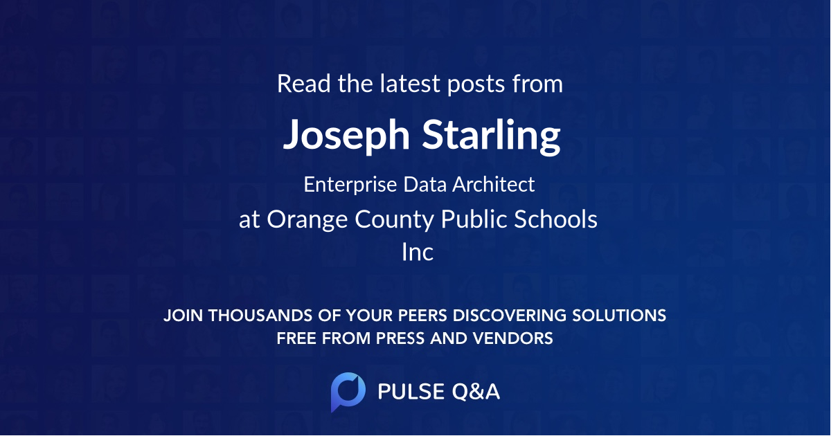 Joseph Starling