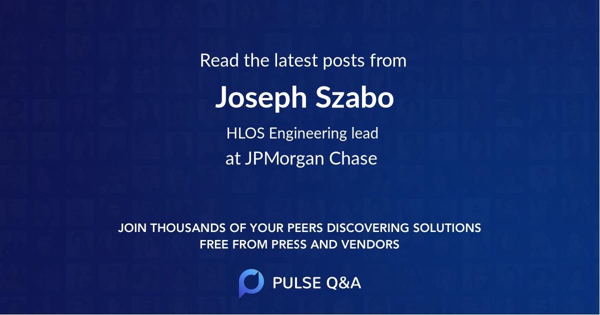Joseph Szabo