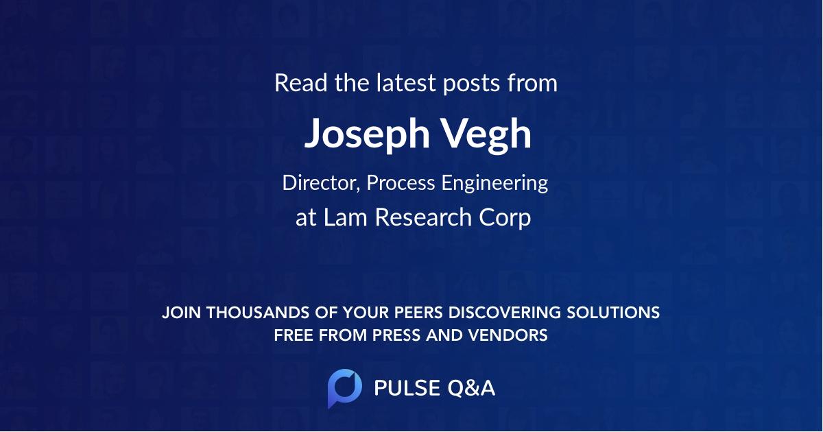 Joseph Vegh