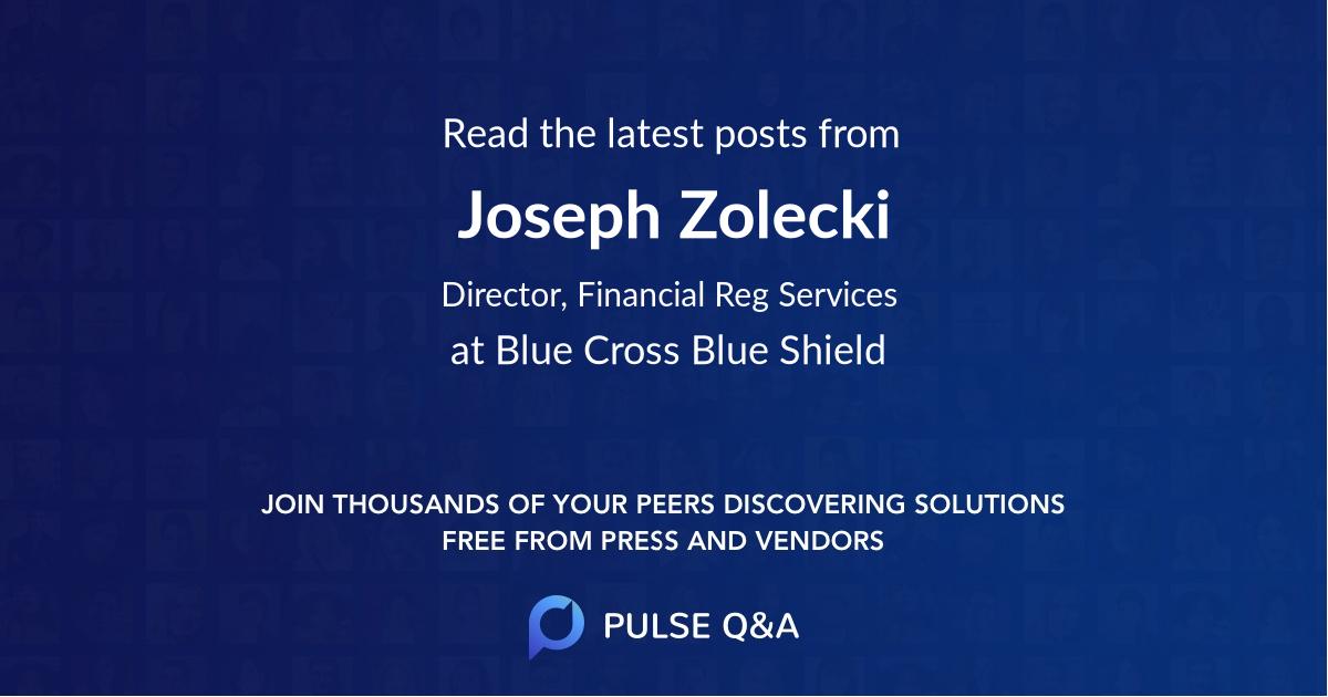 Joseph Zolecki