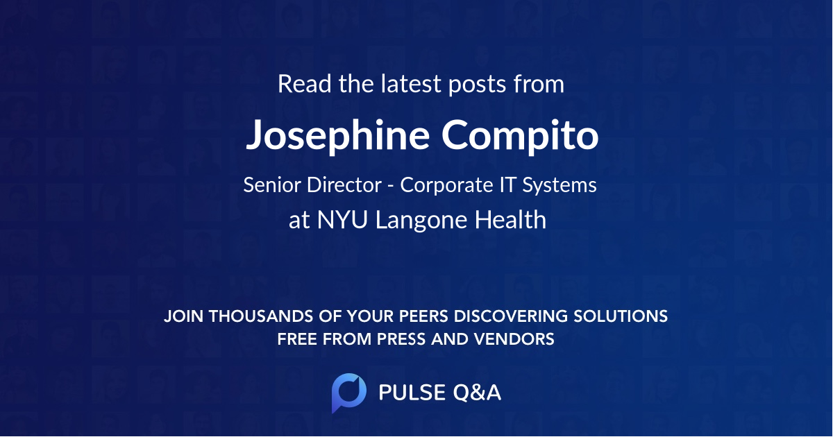 Josephine Compito