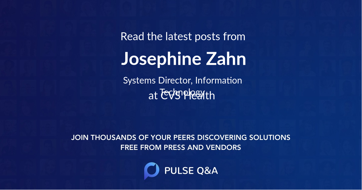 Josephine Zahn